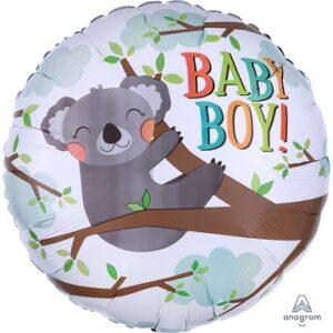 А 18 BABY BOY коала S40
