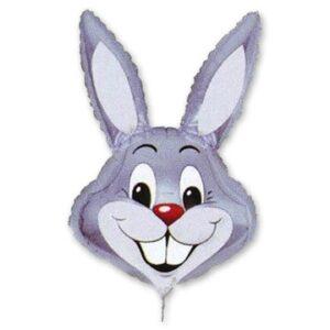 Ф М/ФИГУРА  Кролик серый 902537G