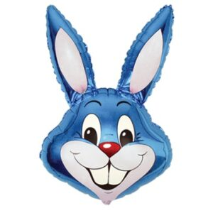 Ф М/ФИГУРА  Кролик синий 902537A