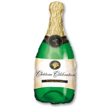 А ФИГУРА/P30 Бутылка шампанского