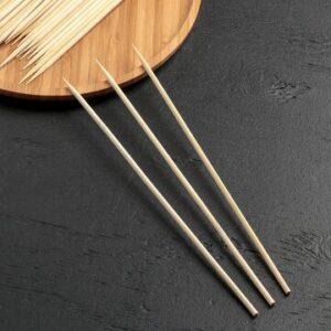 Набор шампуров 40х0,4 см 46-50 шт 1418975