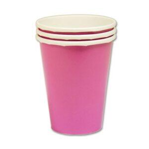 Стакан Bright Pink 8 шт.