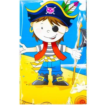 Скатерть п/э Маленький пират 130х180см/G