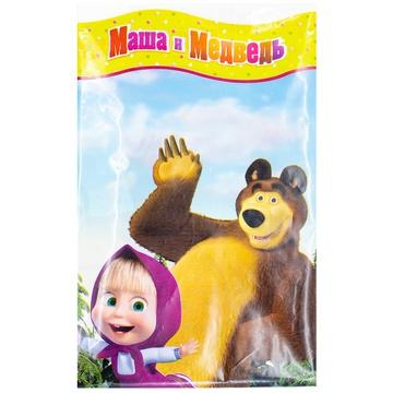 Скатерть п/э Маша и Медведь 130х180см/G