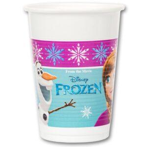 Стакан Frozen Северное Сияние 8 шт