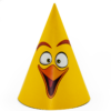 Колпак Angry Birds 6 шт