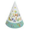 PR Колпачок С Днем Рождения Свечи 6шт
